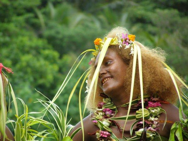 Dancer, Solomon Islands