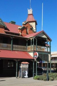 Exchange Hotel Kalgoorlie. Photo by Lee Mylne