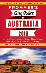 Frommer's Easy Guide to Australia 2016